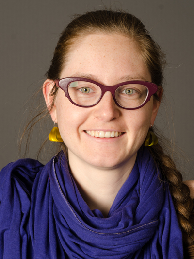 Gwenna Breton | PhD student