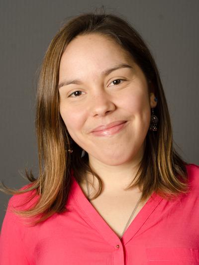Alexandra Coutinho | PhD student