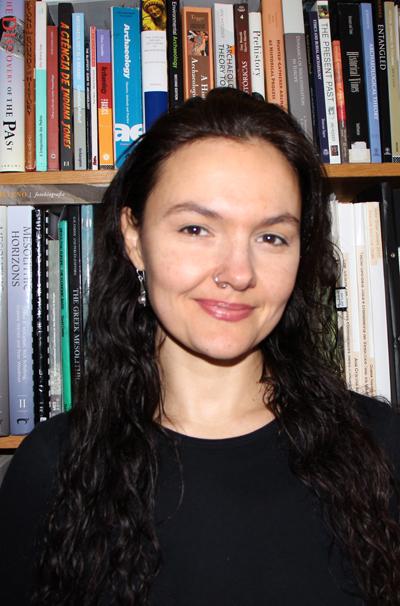Rita Peyroteo Stjerna | Researcher